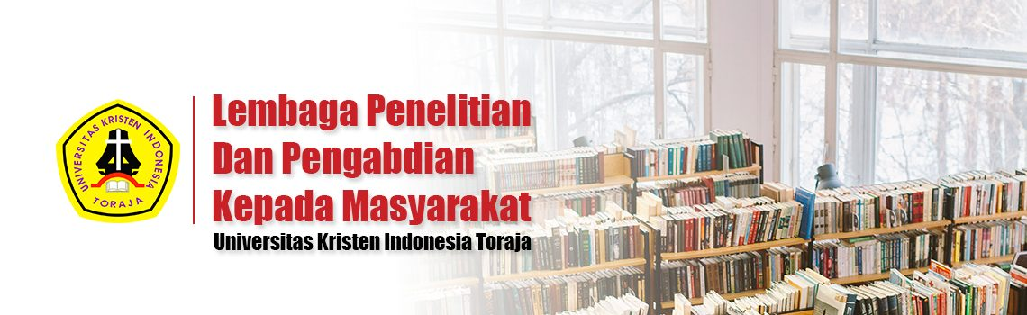 LPPM UKI Toraja